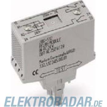 WAGO Kontakttechnik Schaltrelais-Baustein mit 286-516