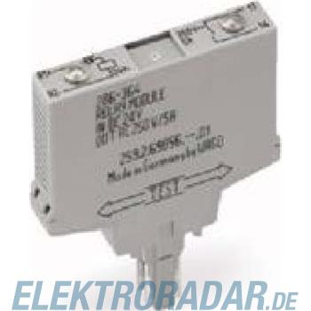 WAGO Kontakttechnik Schaltrelais-Baustein stec 286-567