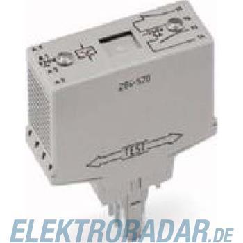 WAGO Kontakttechnik Stromstoßschalter, 1 Öffne 286-570
