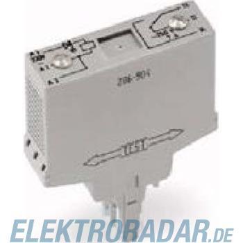WAGO Kontakttechnik Relaisstation 230V AC/U ni 286-904