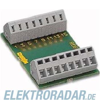 WAGO Kontakttechnik Leiterplatte mit Klemmen 289-102