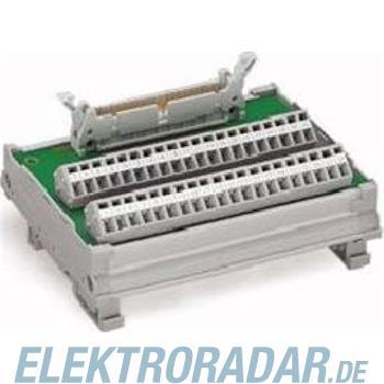 WAGO Kontakttechnik Übergabe-Modul Flachstecke 289-504