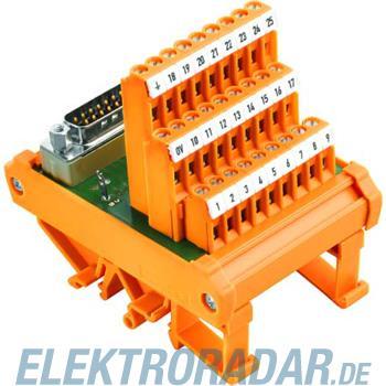 Weidmüller SPS-D Ein-/Ausgangs-Modul RS SD15B LP3R
