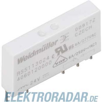 Weidmüller Relaisockel 12VDC-Rel1U RSS113012#4061610000