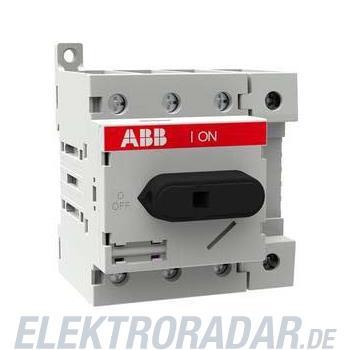 ABB Stotz S&J Lasttrennschalter OT63ML4