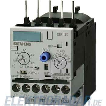 Siemens Überlastrelais 3RB2113-4RB0