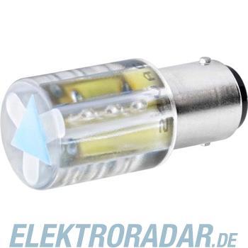 Siemens LED 230VAC, BA15D rt 8WD4458-6XB