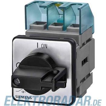 Siemens Haupt-/Not-Aus-Schalter 3LD2022-0TK11