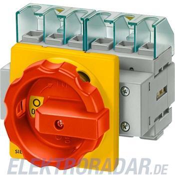 Siemens Haupt-/Not-Aus-Schalter 3LD2113-3VK53