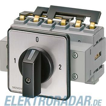 Siemens Umschalter 3pol. IU=25, P/ 3LD2123-7UK01