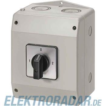Siemens Hauptschalter 6pol. IU=25 3LD2165-3VB51