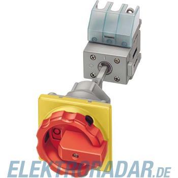 Siemens Haupt-/Not-Aus-Schalter 3LD2513-0TK53