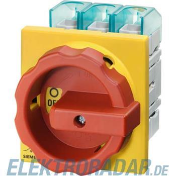Siemens Haupt-/Not-Aus-Schalter 3LD2804-1TP53