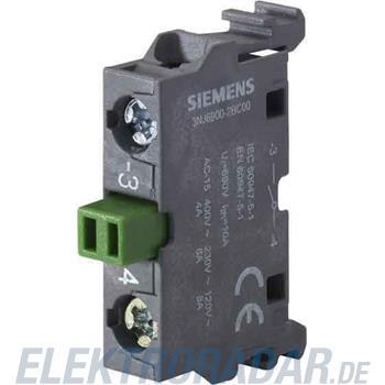 Siemens Hilfsstromschalter 3NJ6900-2BC00