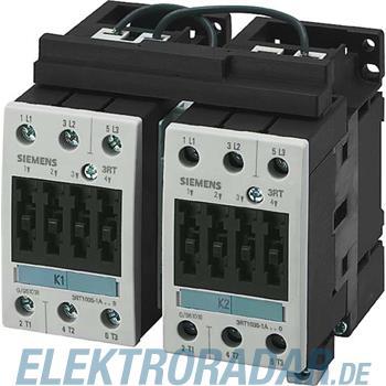 Siemens Schützkomb. AC-3, 15kW/400 3RA1334-8XB30-1AG2