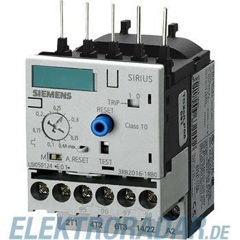 Siemens Überlastrelais 3-12A Motor 3RB2016-1SD0