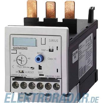 Siemens Überlastrelais 6-25A Motor 3RB2036-2QX1