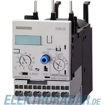 Siemens Überlastrelais 6-25A Motor 3RB2123-4QD0