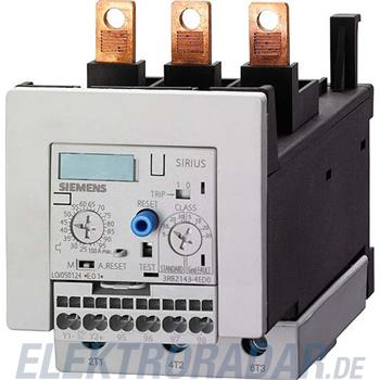 Siemens Überlastrelais 25-100A Mot 3RB2143-4EX1