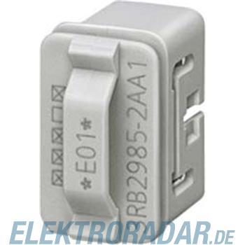 Siemens Modul basic 1 GF für 3RB22 3RB2985-2CA1
