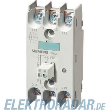 Siemens Halbleiterrelais 2RF2, 3-p 3RF2255-3AB45