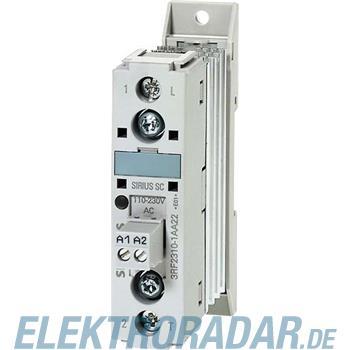 Siemens Halbleiterschütz 3RF2 AC51 3RF2310-3AA24