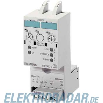 Siemens Leistungssteller Stromber. 3RF2904-0KA13-0KC0