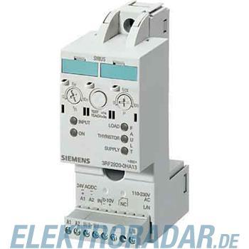 Siemens Heizstromüberwachung Strom 3RF2916-0JA16-1KK0