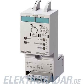 Siemens Lastüberw. Stromber. 20A 4 3RF2920-0GA36