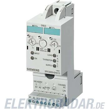 Siemens Leistungssteller Stromber. 3RF2920-0KA13