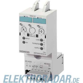 Siemens Leistungsregler Stromber. 3RF2950-0HA36