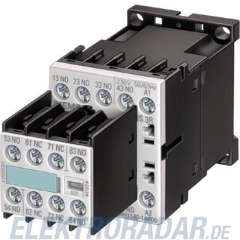 Siemens Hilfsschütz 4S, AC42V, 50/ 3RH1140-1AD00-1AA0