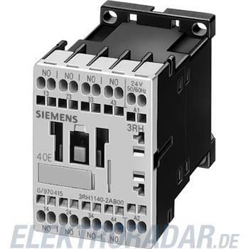 Siemens Hilfsschütz 4S, AC110V, 50 3RH1140-2AK60