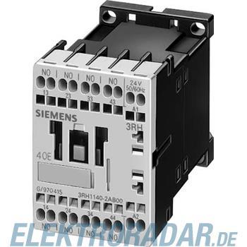 Siemens Hilfsschütz 4S, DC110V, S0 3RH1140-2BF40