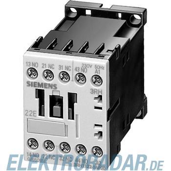 Siemens Hilfsschütz 4NO+4NC, (5000 3RH1344-2CP00-0KA0