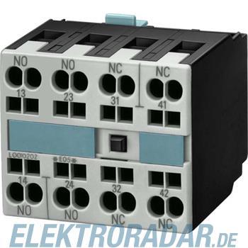 Siemens Hilfsschalterblock 4Ö, DIN 3RH1921-2FA04