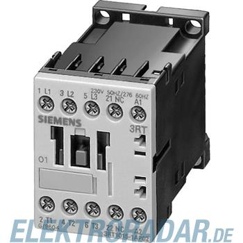 Siemens Schütz AC-3 3kW/400V 1S 3RT1015-1AC11