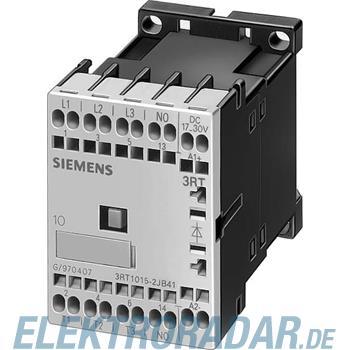 Siemens Schütz AC-3 3kW/400V 1Ö 3RT1015-2GG22