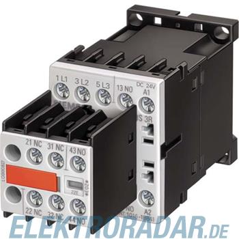 Siemens Schütz AC-3 4kW/400V 1S 3RT1016-1AU01