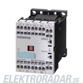 Siemens Schütz AC-3, 5,5kW/400V, D 3RT1017-1KB42-0LA0