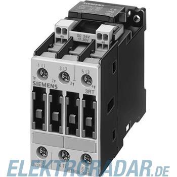 Siemens Schütz AC-3, 4kW/400V, DC1 3RT1023-3BF40