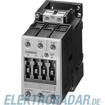 Siemens Schütz AC-3, 5,5kW/400V, D 3RT1024-1BB40-1AA0