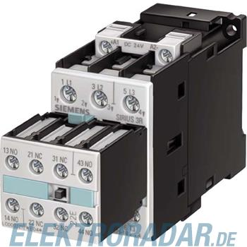 Siemens Schütz AC-3, 5,5kW/400V, D 3RT1024-1BF44