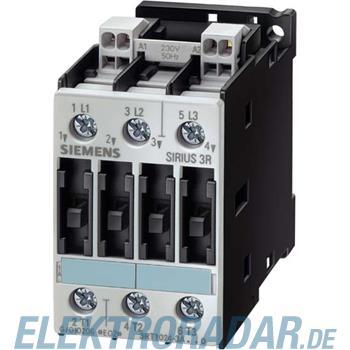 Siemens Schütz 3pol., AC-3, 5,5kW/ 3RT1024-3BB44-3MA0