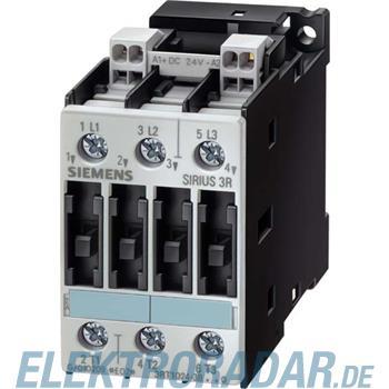 Siemens Schütz AC-3, 5,5kW/400V, D 3RT1024-3BF40