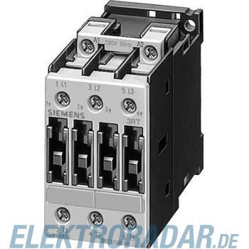 Siemens Schütz AC-3, 7,5kW/400V, 2 3RT1025-1AK64-3MA0