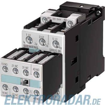 Siemens Schütz AC-3, 7,5kW/400V, D 3RT1025-1BB44-1AA0