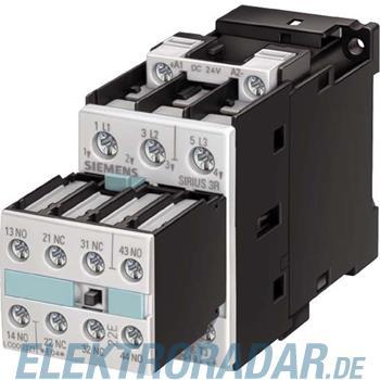 Siemens Schütz AC-3, 7,5kW/400V, D 3RT1025-1BF44