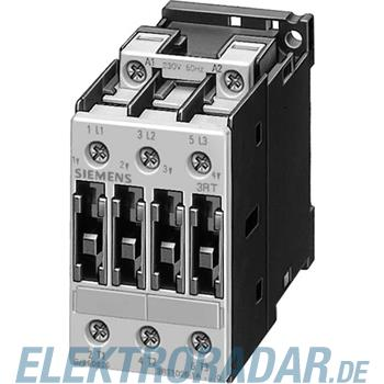 Siemens Schütz AC-3, 7,5kW/400V, D 3RT1025-1BW40