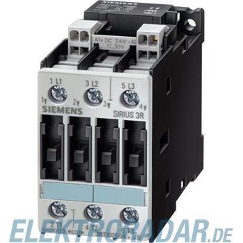 Siemens Schütz AC-3, 7,5kW/400V, D 3RT1025-3BD40